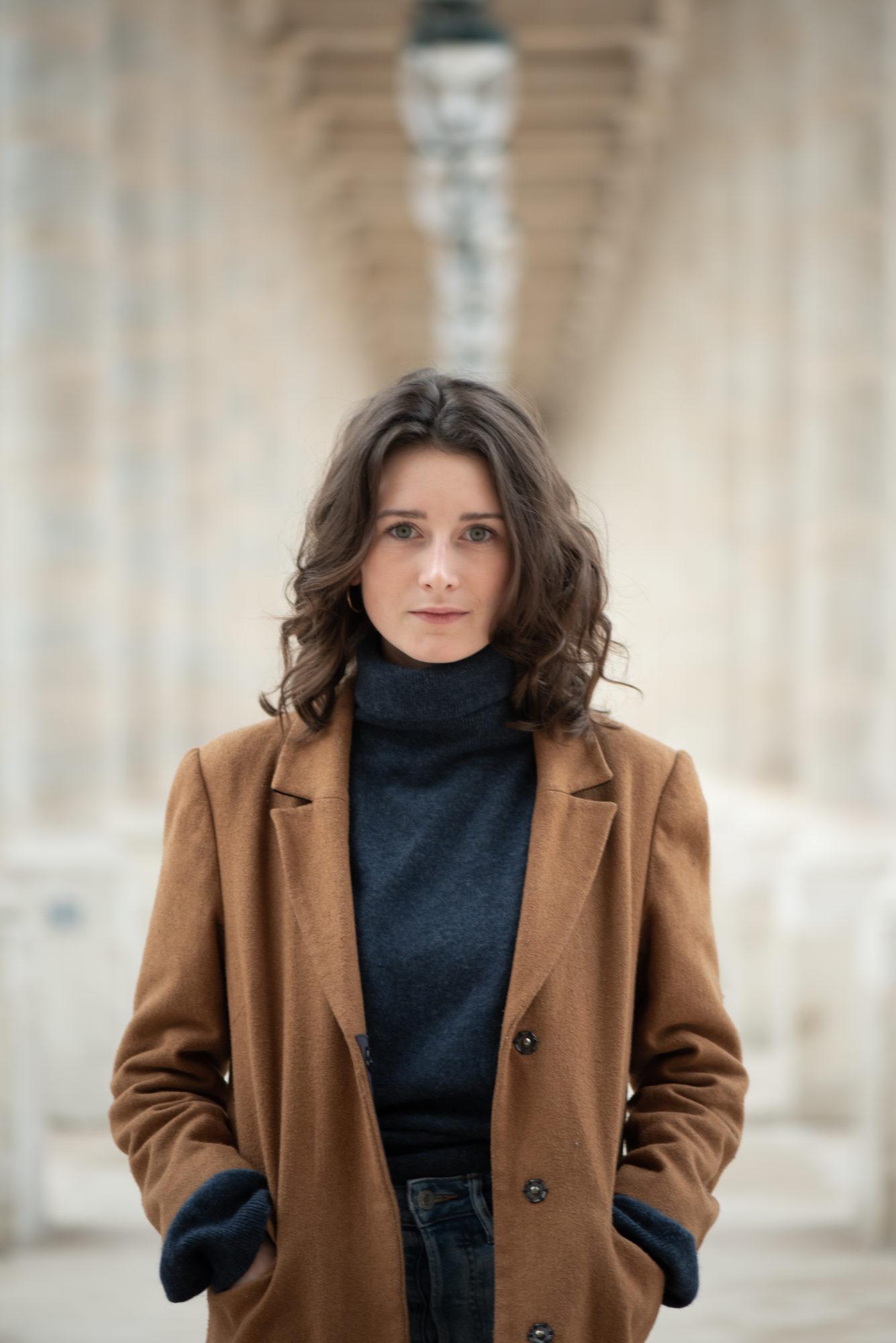portrait femme actrice acteur paris SophieYaminiPhotographie
